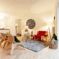 Mediterrane Wohnzimmer Ideen, Design & Bilder