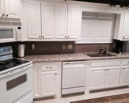 glass knobs for kitchen cabinets islands small kitchens lg viatera intermezzo | houzz