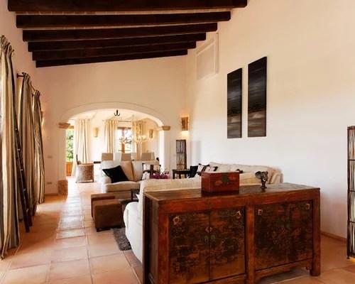 steinwand wohnzimmer video, mediterranes wohnzimmer mit steinwand – wohnzimmer ideen, Design ideen