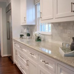 Color Choices For Kitchen Cabinets Corner Drawer Cabinet Carrara Marble Backsplash Ideas, Pictures, Remodel And Decor