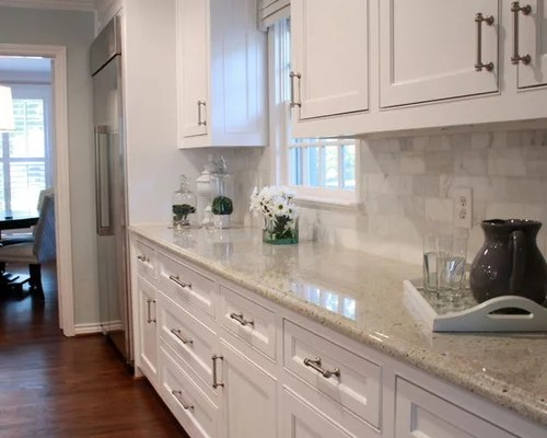 shaker kitchen island delta lewiston faucet carrara marble backsplash ideas, pictures, remodel and decor