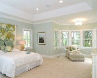 Light Green Wall Color | Houzz