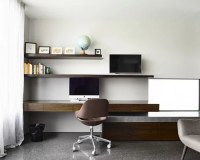 Best Modern Home Office Design Ideas & Remodel Pictures ...