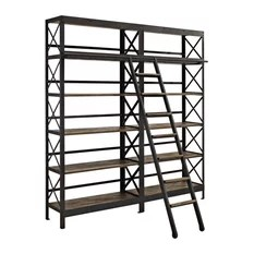 Headway Wood Stand Bookcase