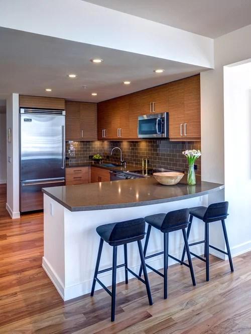 Small Kitchen Design Modern