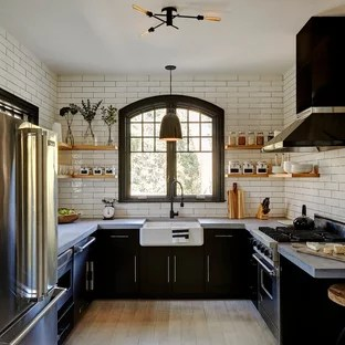 100 Farmhouse Kitchen with Black Cabinets Ideas Explore