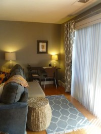 Vertical Blinds And Curtains | Houzz