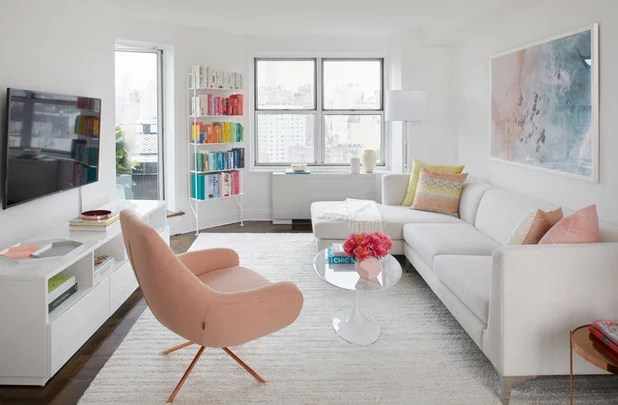 how to make living room light grey chairs a small look bigger your lifestyle
