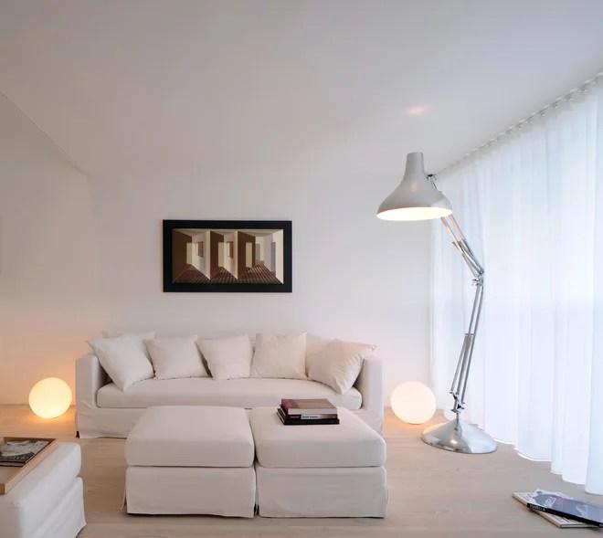 Scandinavian Living Room by TG-Studio
