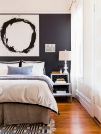 Black Accent Wall | Houzz