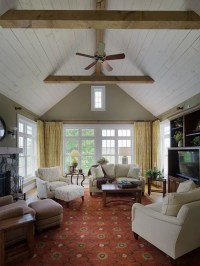 Beam Ceiling | Houzz