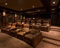 Media Room Furniture Home Design Ideas, Pictures, Remodel ...