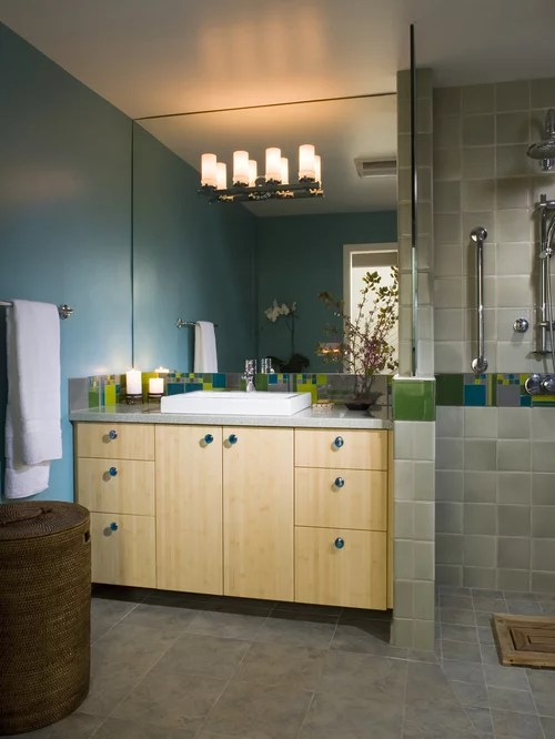 Small Bathroom Lighting Home Design Ideas Pictures Remodel and Decor