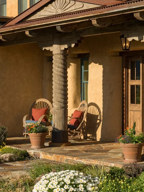 Best New Mexico Territorial Style Design Ideas  Remodel