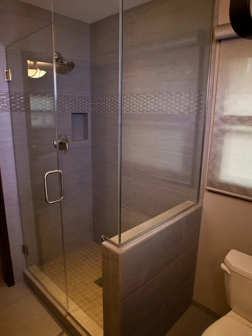Best Shower Next To Toilet Design Ideas  Remodel Pictures