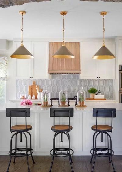 Farmhouse Kitchen by Duet Design Group