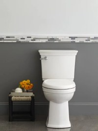 Tile Chair Rail Ideas, Pictures, Remodel and Decor
