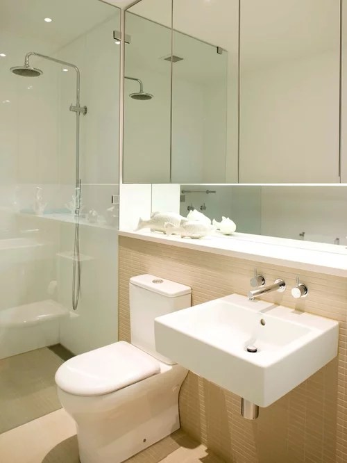 Best Compact Ensuite Design Ideas  Remodel Pictures  Houzz
