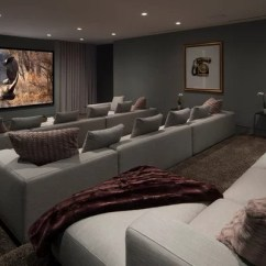 Living Room Ideas With Gray Couches Storage Side Tables Theater Couch Home Design Ideas, Pictures, Remodel And Decor