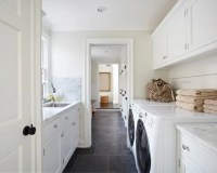 Laundry Room Flooring   Houzz