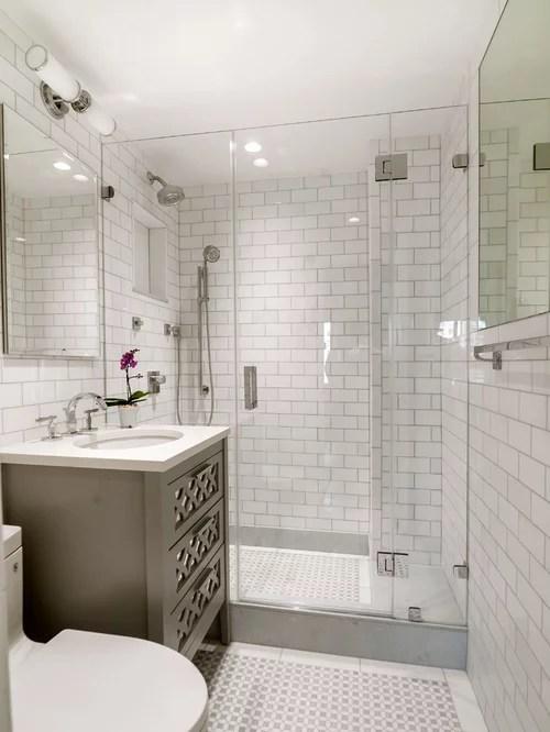 title | White Subway Tile Bathroom Ideas