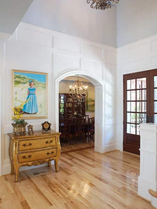 Full Wall Wainscoting Ideas Pictures Remodel And Decor