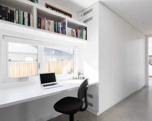 Modern Home Office Design Ideas Renovations  Photos