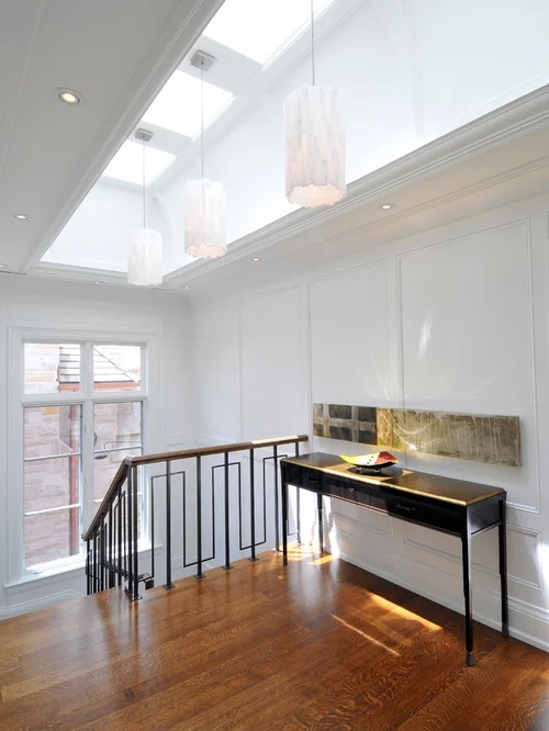 Mid Century Stair Railing Home Design Ideas Pictures | Mid Century Modern Stair Railing