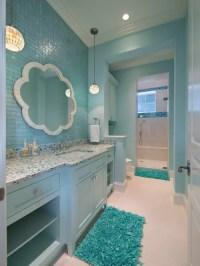 Light Blue Bathroom | Houzz