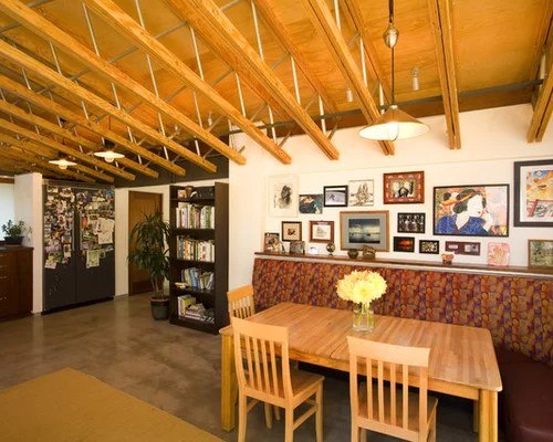 Open Web Wood And Steel Trusses Design Ideas Amp Remodel