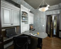 Countertop Desk Ideas, Pictures, Remodel and Decor