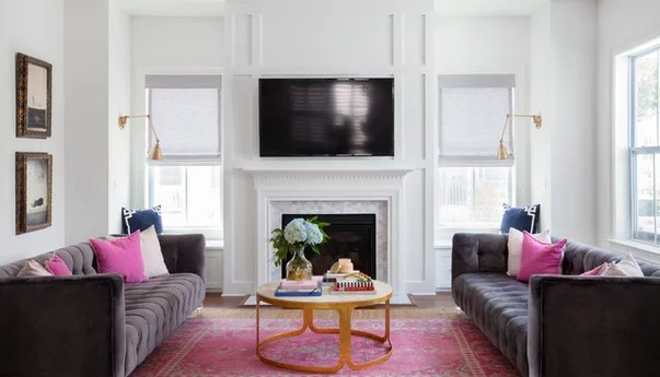 Steal These Ideas Add Texture Living Room