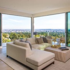 Living Room Design Ideas For Condos Redo 75 Most Popular Contemporary 2019 Large Trendy Open Concept Light Wood Floor And Beige Photo In Los Angeles