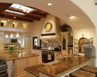 Spanish Kitchen Ideas, Pictures, Remodel and Decor