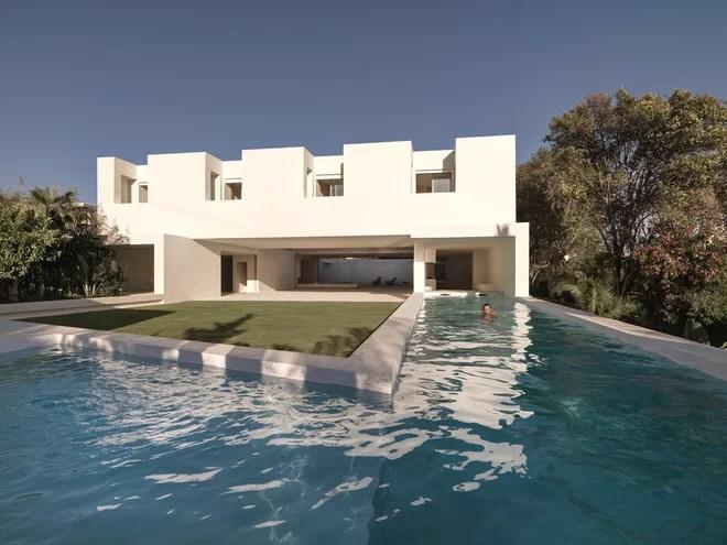 Contemporáneo Piscina by gus wustemann architects