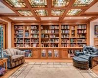 50 Craftsman Coffered Ceiling Living Room Design Ideas ...