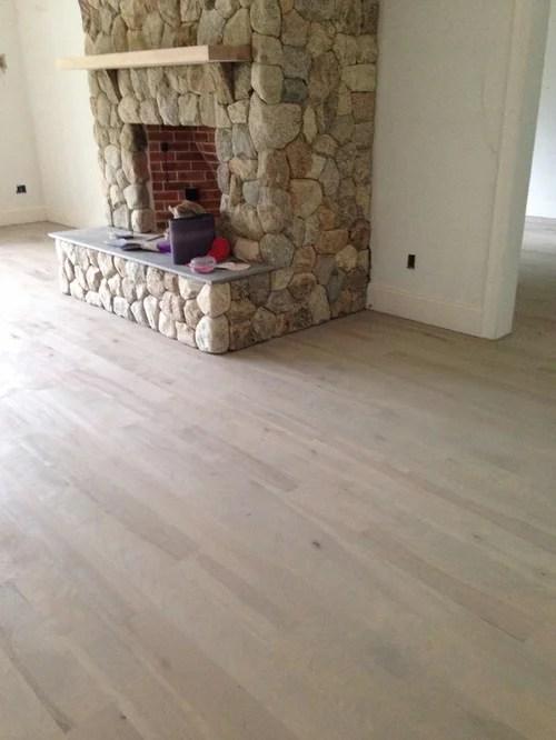 Grey Hickory Floors  Houzz