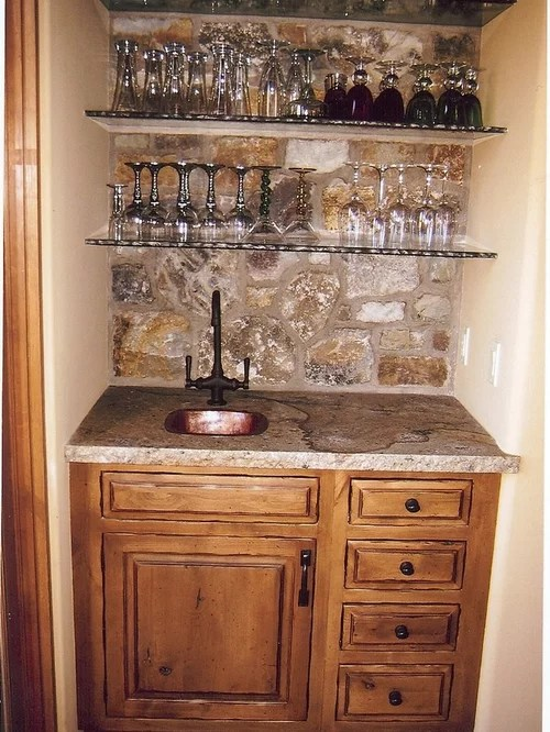 Rustic Wet Bars Houzz