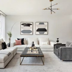 Mid Century Modern Living Room Lake House 75 Most Popular Midcentury Design Ideas For 2019 Formal And Open Concept Carpeted Gray Floor Idea