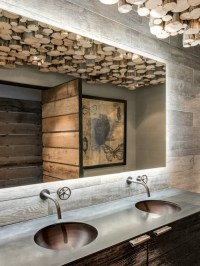 Log Ceiling Home Design Ideas, Pictures, Remodel and Decor