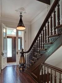 Victorian Staircase   Houzz