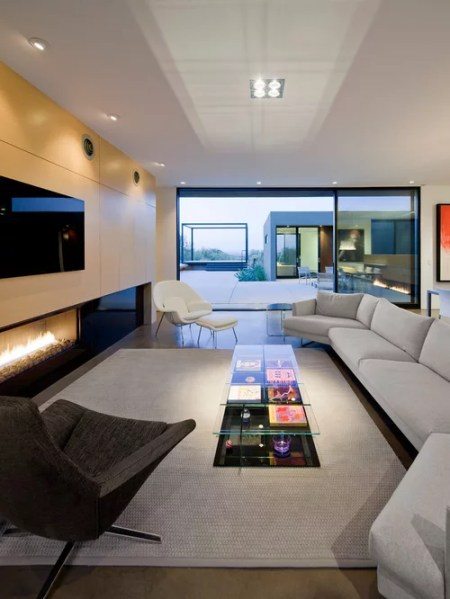 contemporary living room design Modern Living Room Design Ideas, Remodels & Photos   Houzz