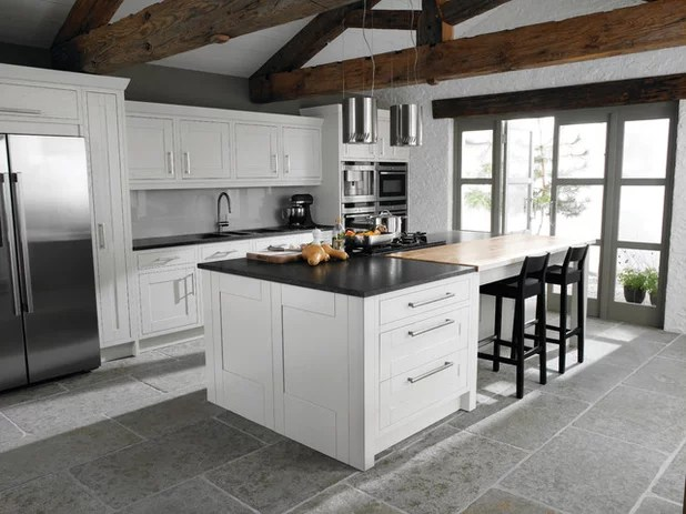 Foolproof Kitchen Colour Combo Black And White