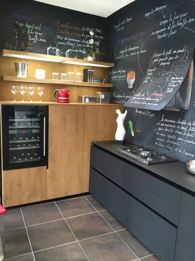 Contemporary Kitchen by Les cuisines d'Arno