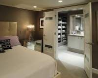 Big Master Bedroom With Walk-In Closet And Ensuite Bath ...