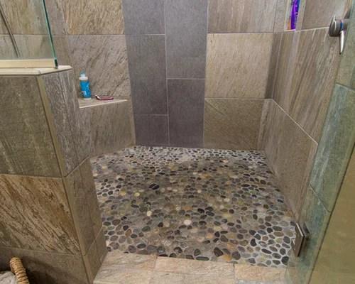 River Stone Flooring  Houzz