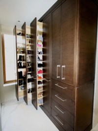 Pull-out Shoe Closet | Houzz