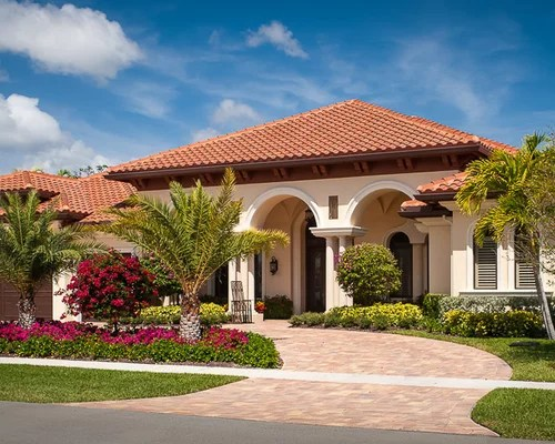 Half Circle Driveway Home Design Ideas Pictures Remodel