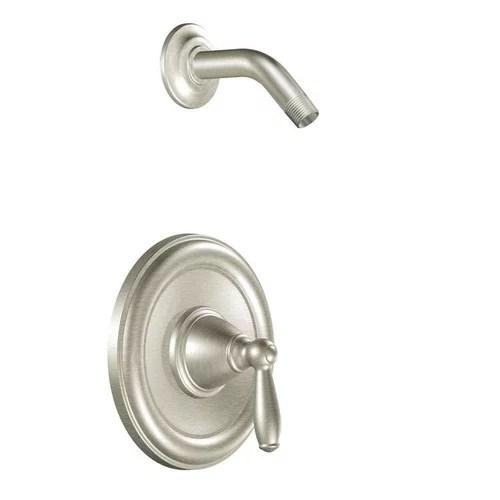 replace single handle moen posi temp