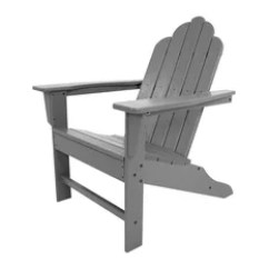 Gray Adirondack Chairs Chair Covers Black Spandex 50 Most Popular Polywood For 2019 Houzz Poly Wood Llc Long Island Slate